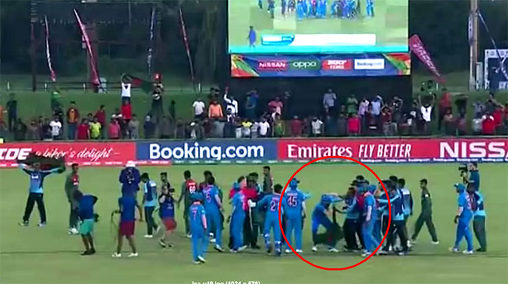 the-indian-bangladesh-cricketer-was-severely-punished