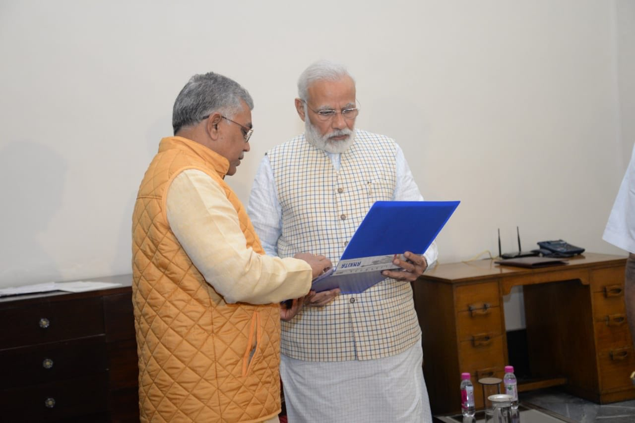 1-thousand-crore-rs-will-give-india-govt-to-west-benagl
